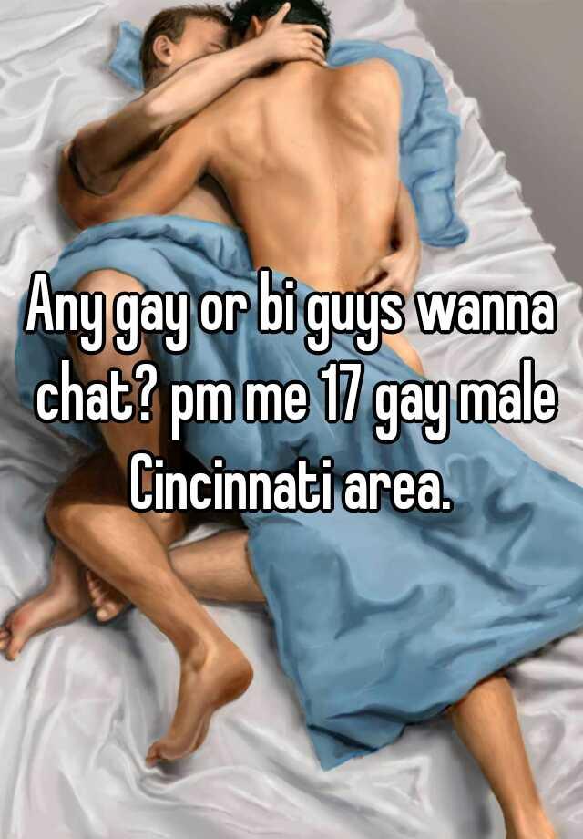 Cincinnati gay chat