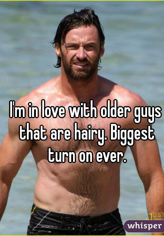 What turns older men on