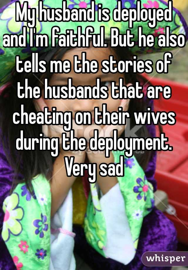 I love cheating on my husband stories