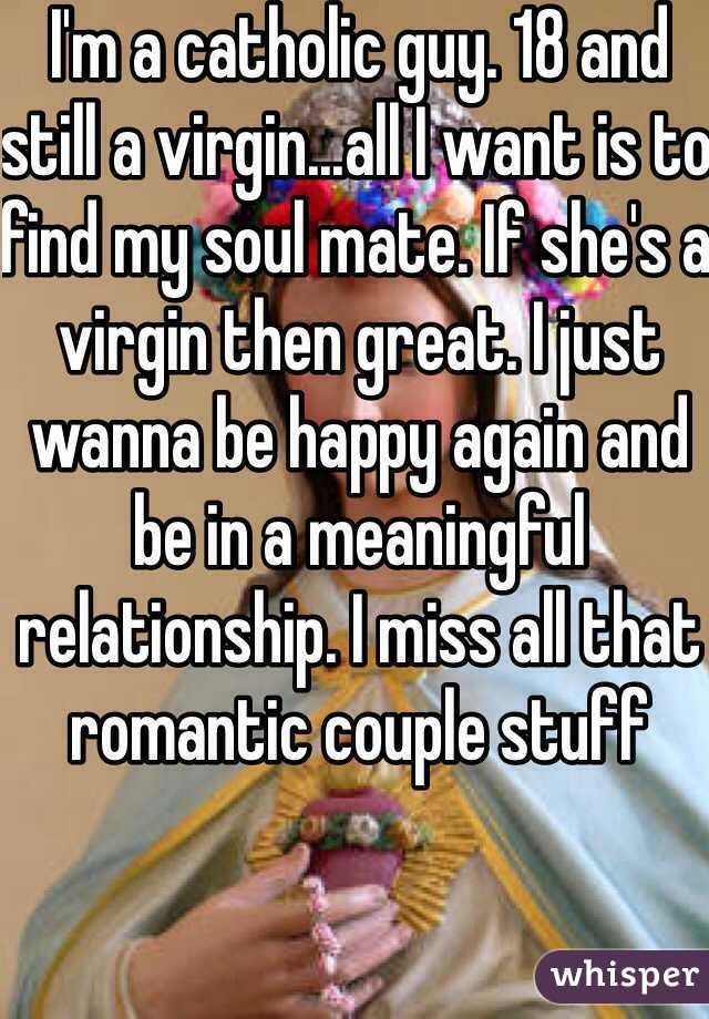 catholic belief on soul mates