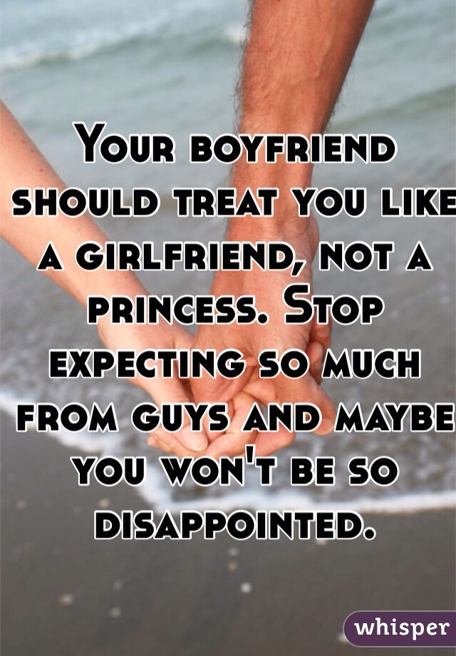 why you like your boyfriend
