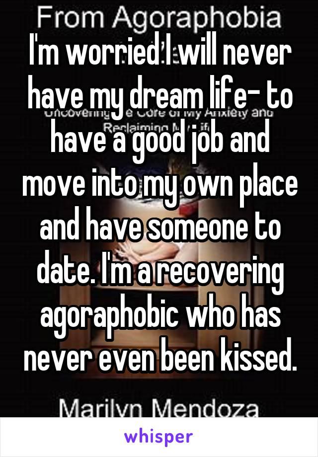 Agoraphobia dating site