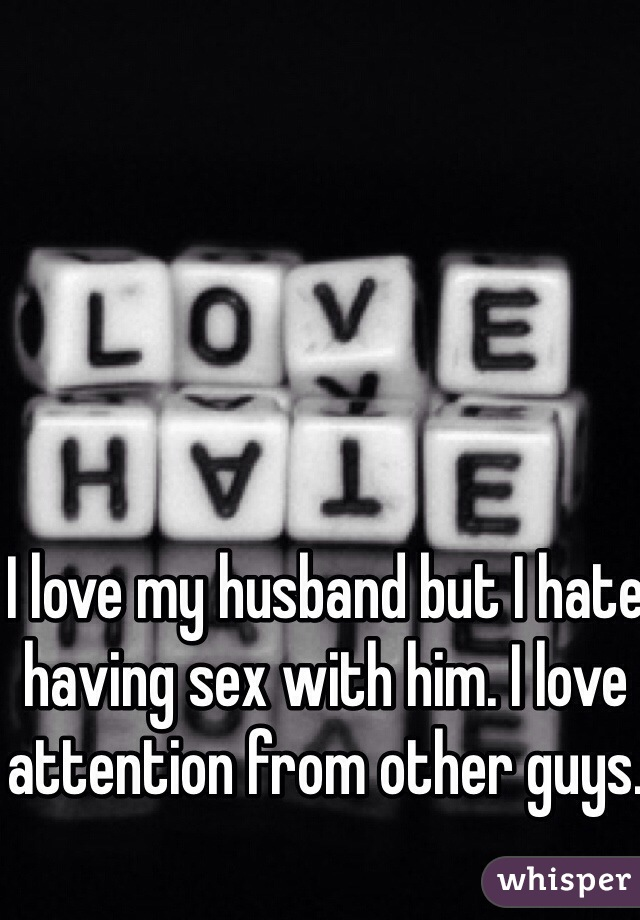 I hate having sex with my husband foto 80