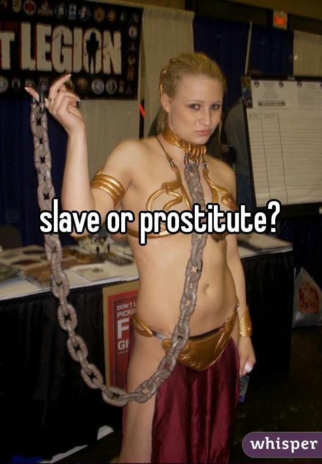 SEX ESCORT in Slave