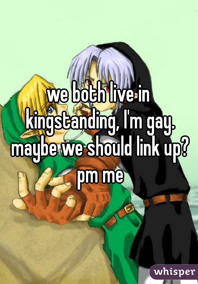 Gay link up
