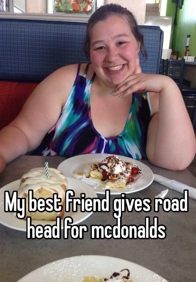 Bestfriend Gave Me Head