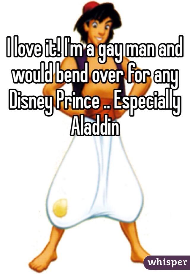 i love gay men