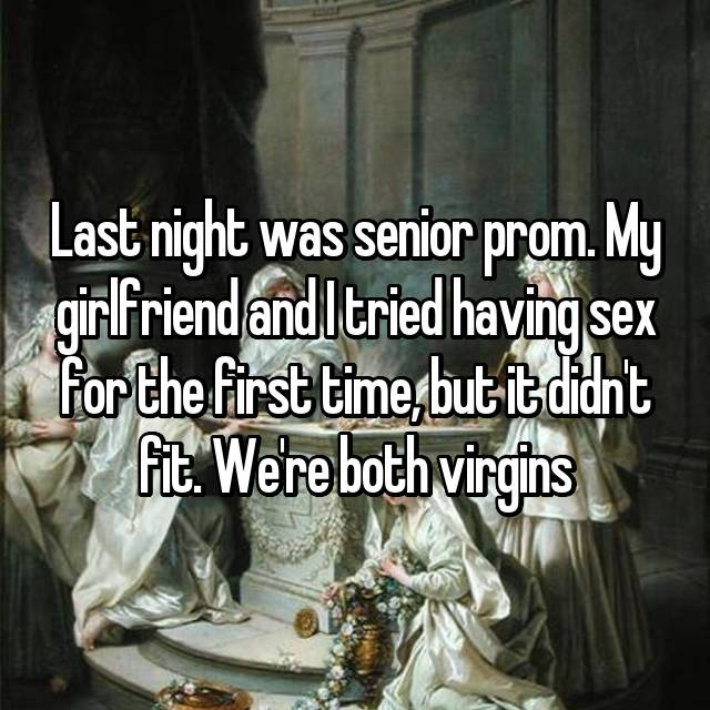 Real virgins first time captions easier