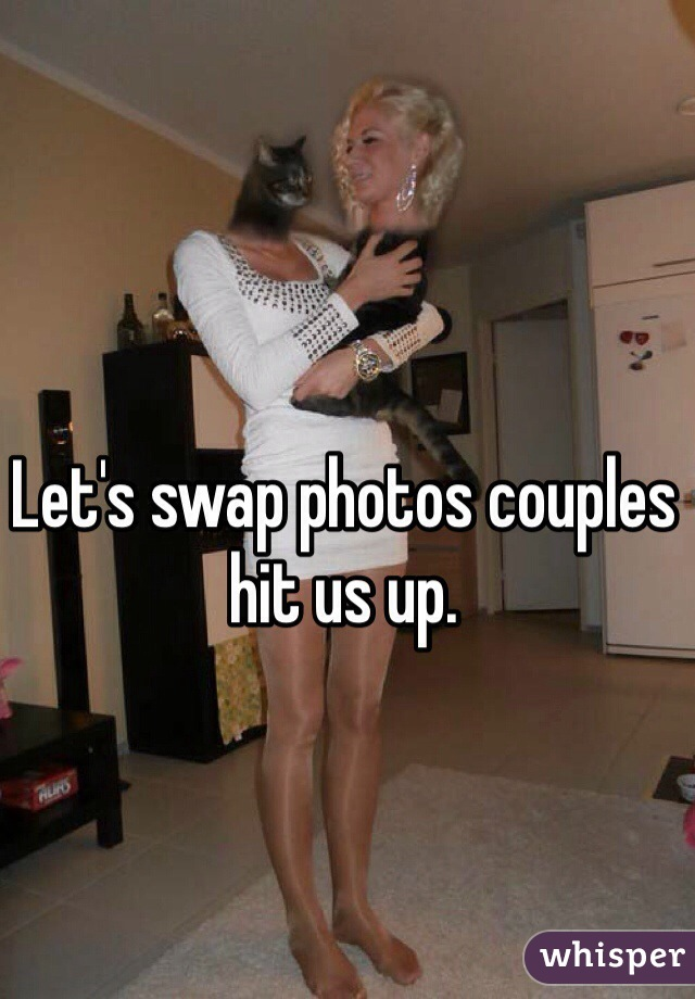 Let's swap photos couples hit us up.