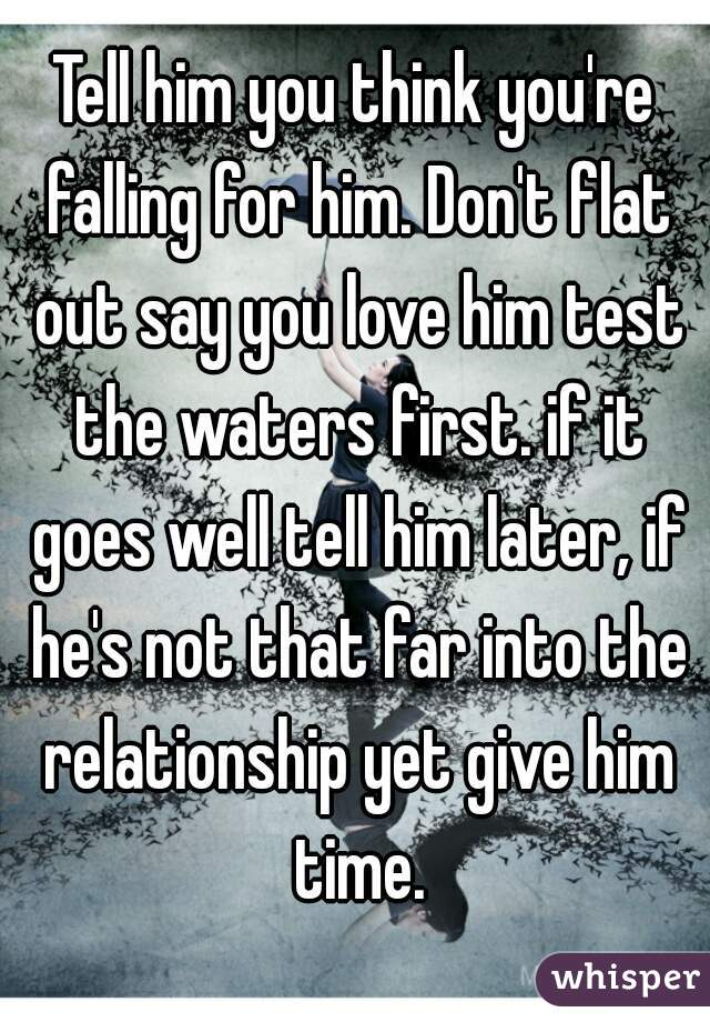 Images - How to tell him you re falling in love