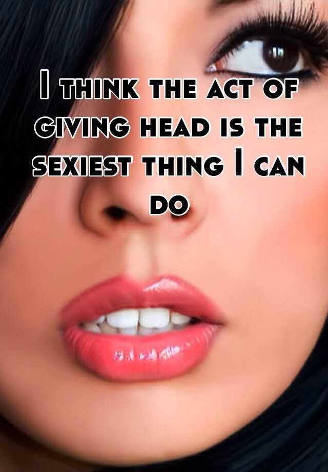 Pics Of Giving Head