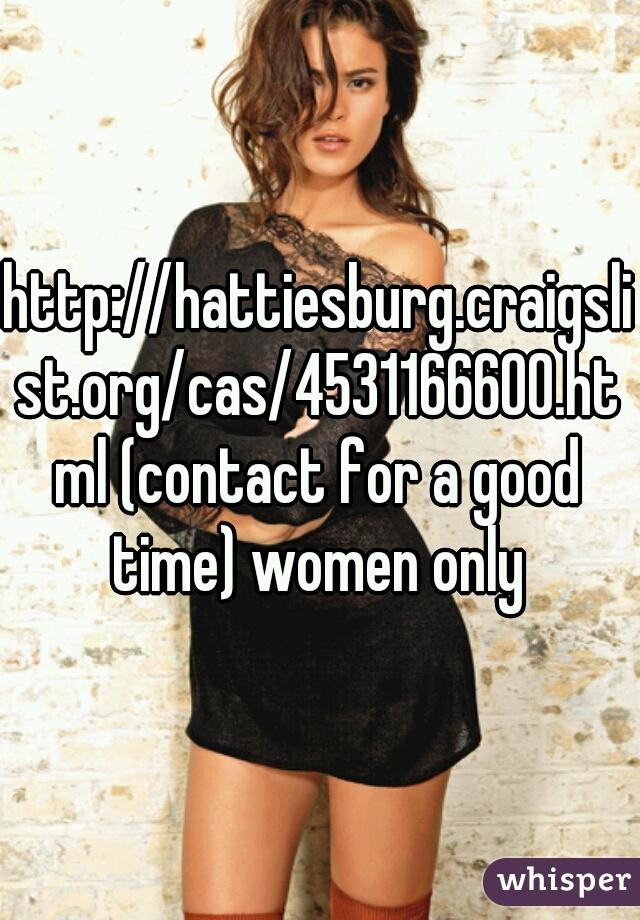 Hattisburg craigslist