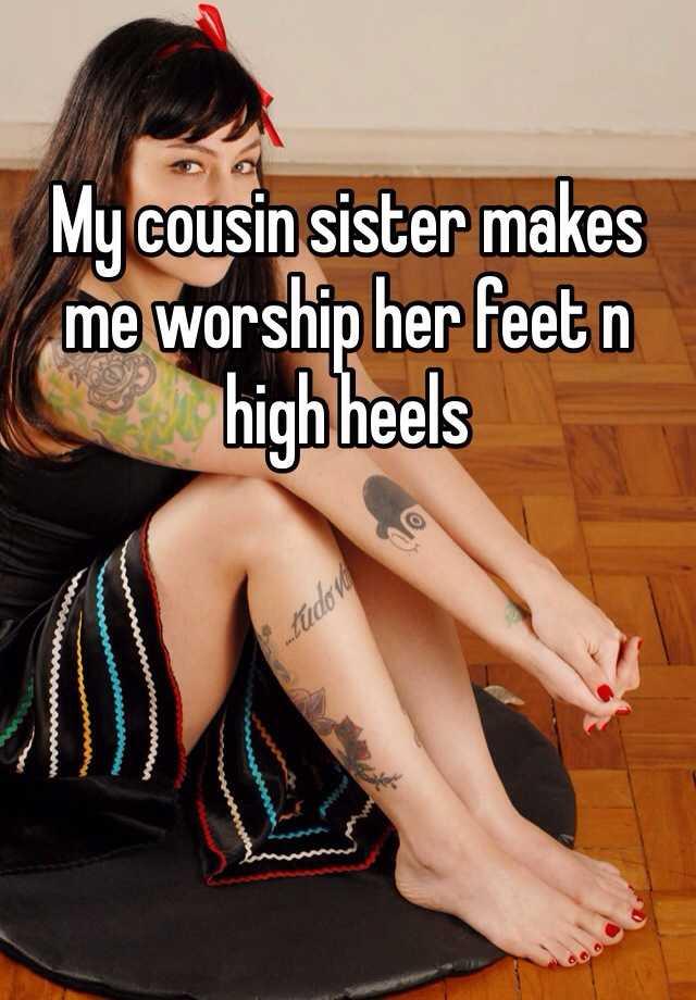 Sisters Footslave