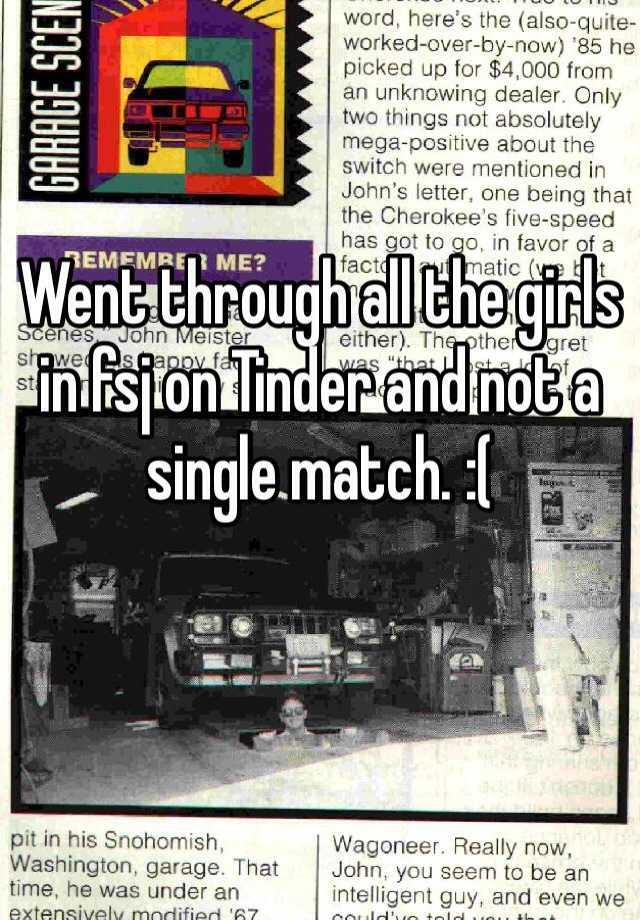 Single girls fsj