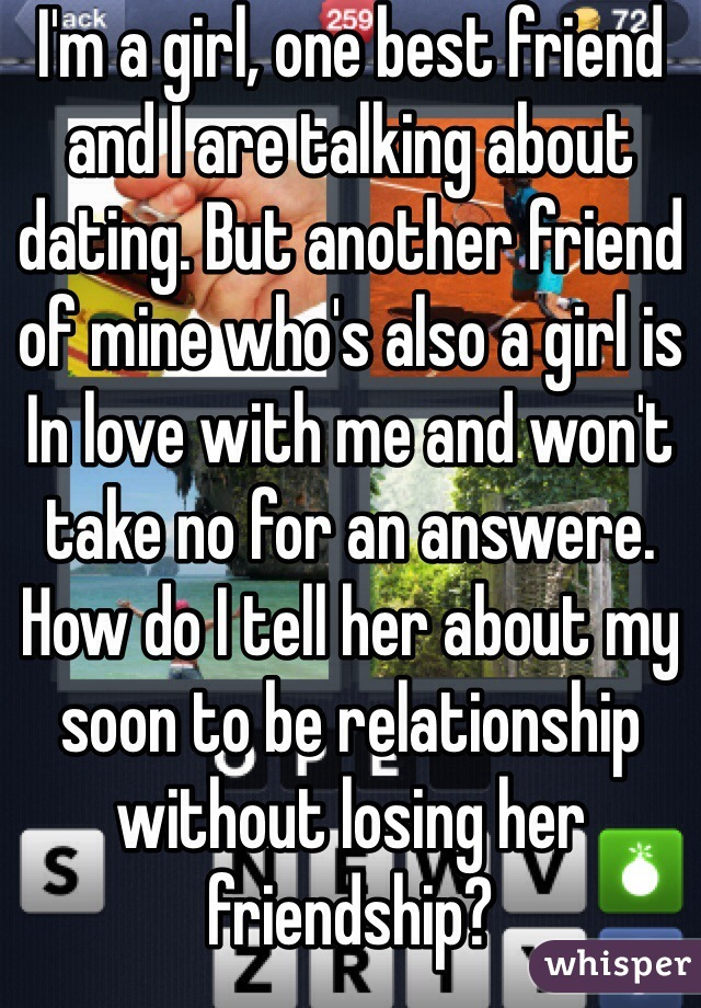 another friend dating