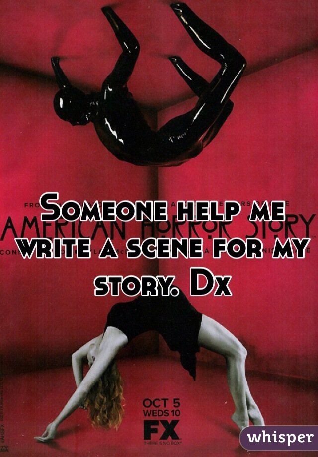 help me write my story