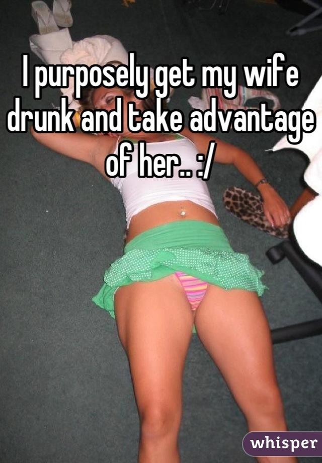 Drunk Wife Cheats Husband