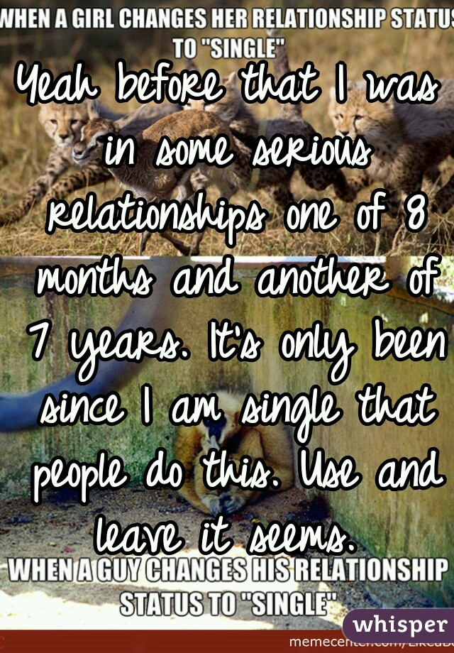 how long until a relationship is serious