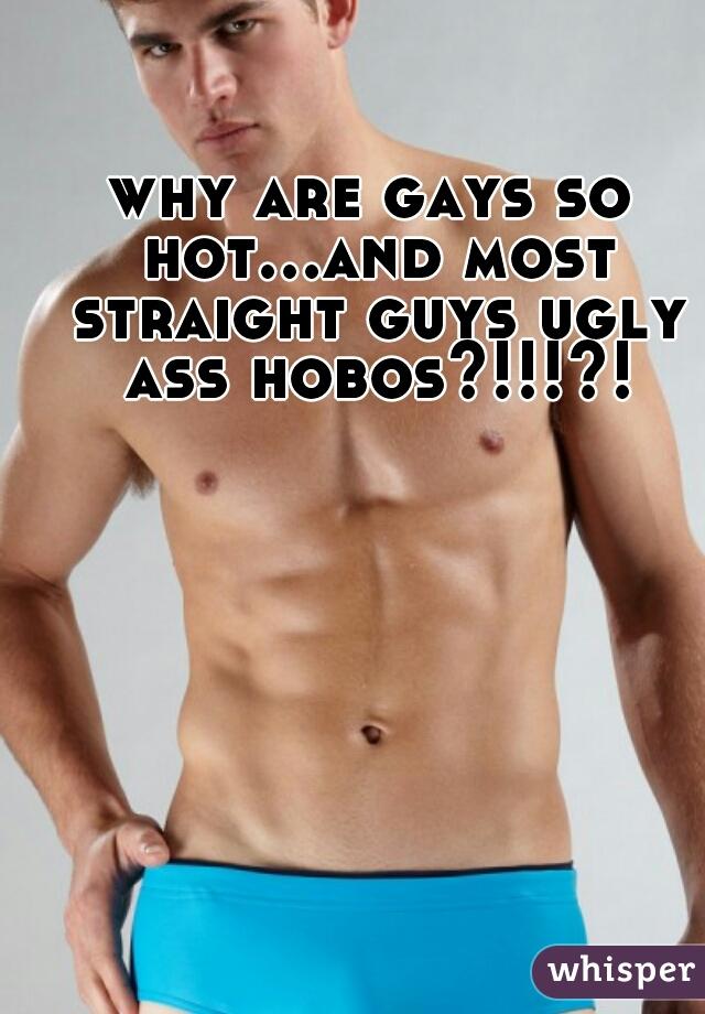 Straight ass gay