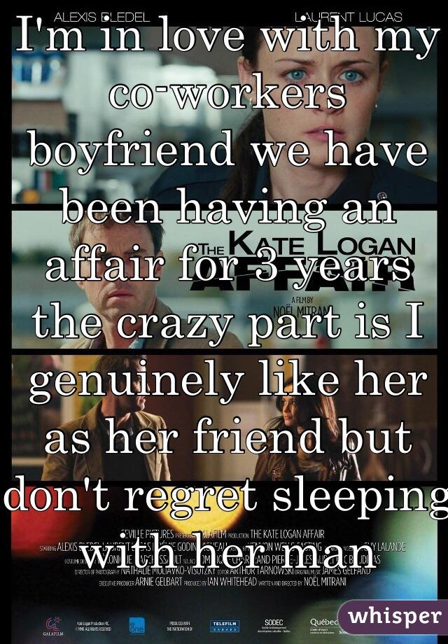 i regret my affair