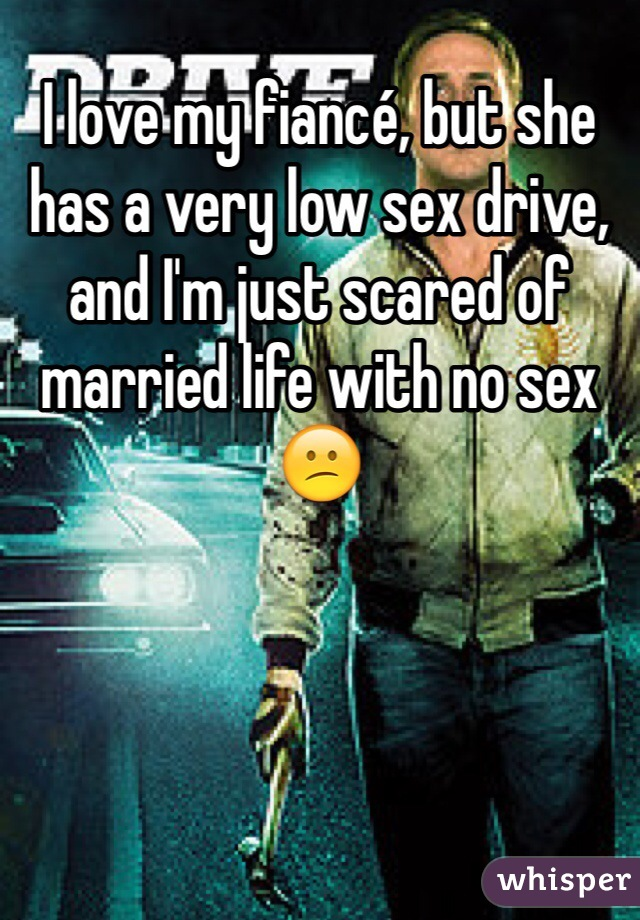 just married but no sex