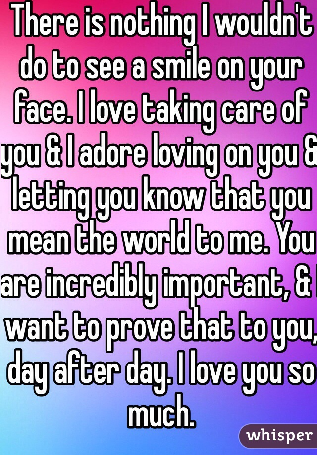 world i love you day