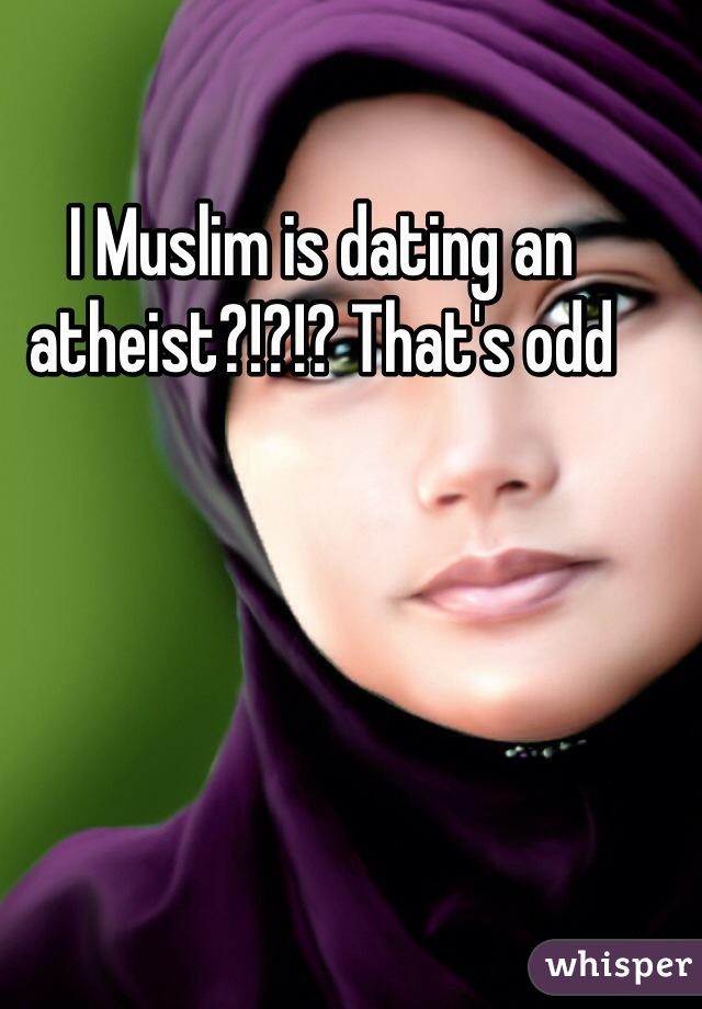 atheist dating muslim
