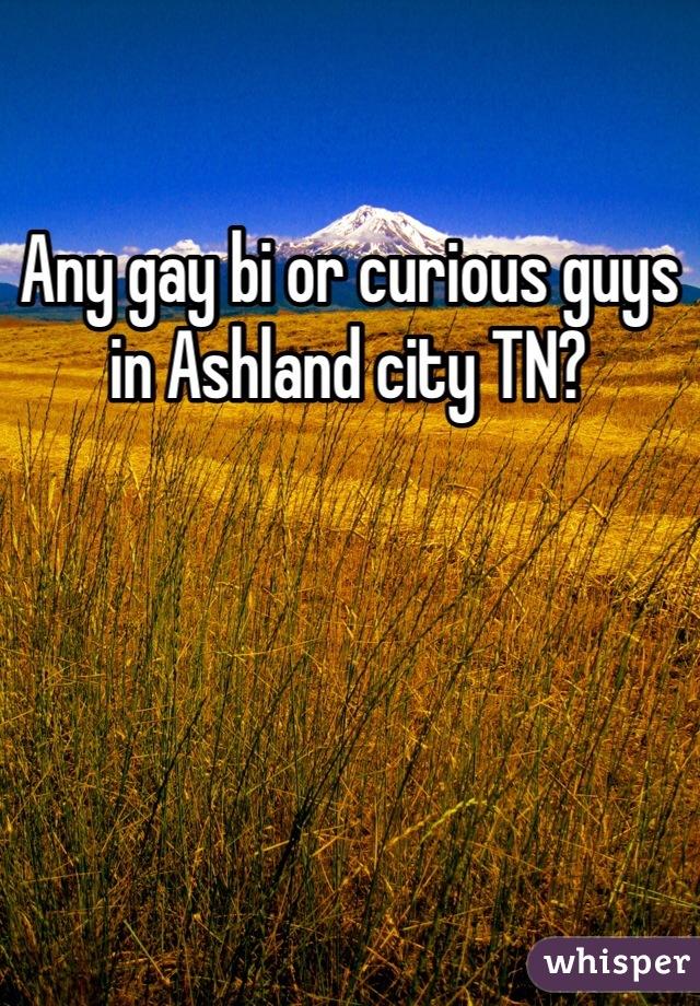 Any gay bi or curious guys in Ashland city TN?