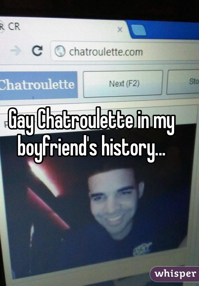 Chatroulette roulette chat gay