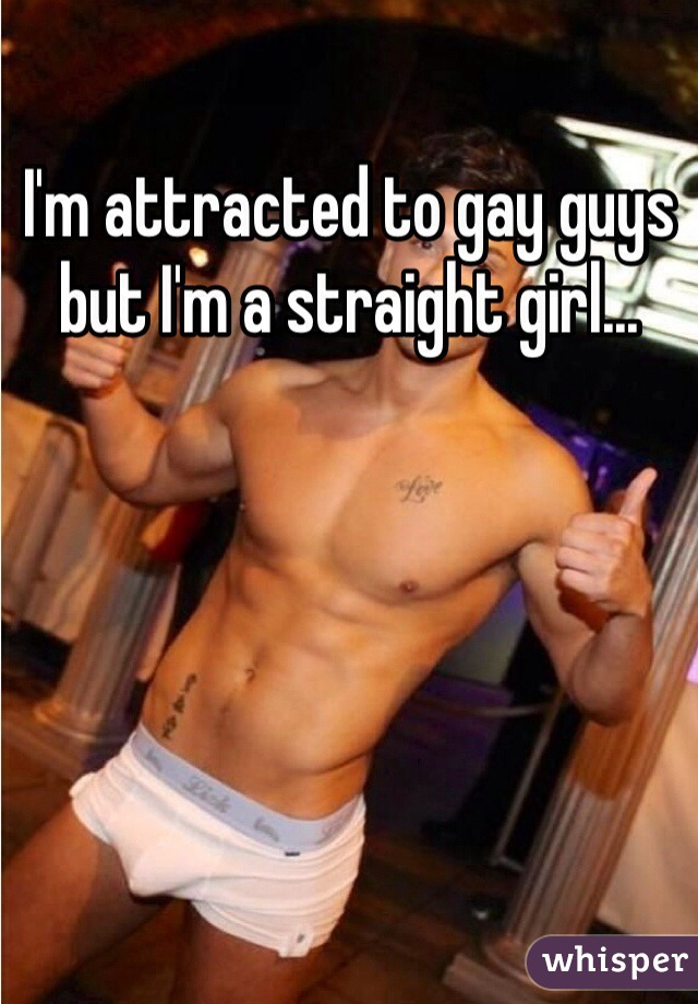 Why Am I Attracted To Gay Guys