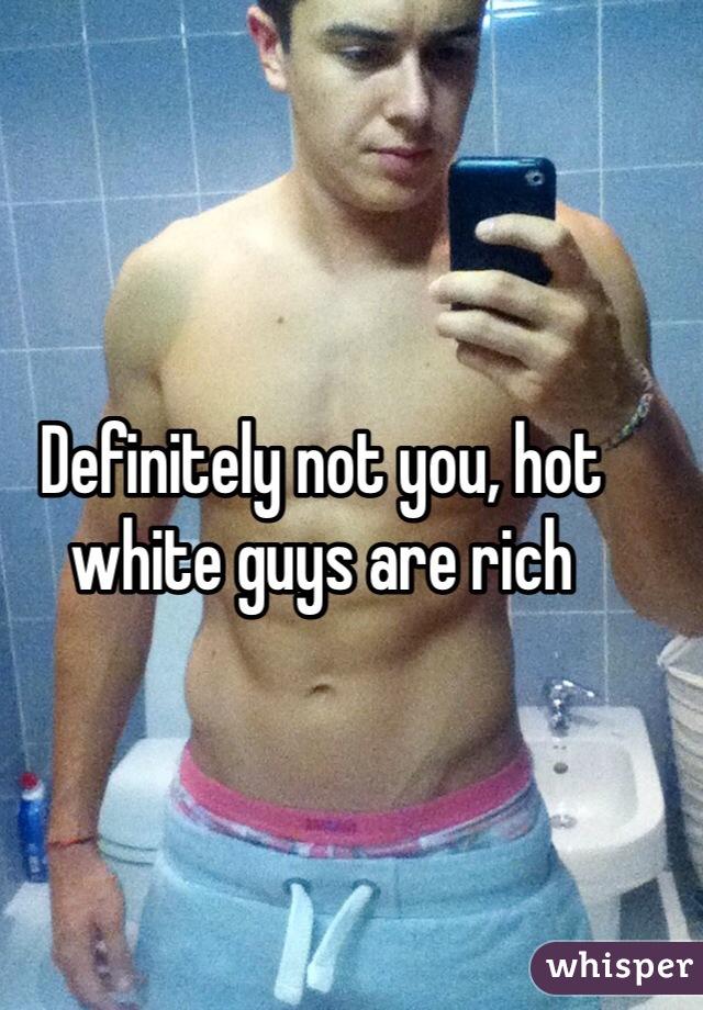 Hot rich guys