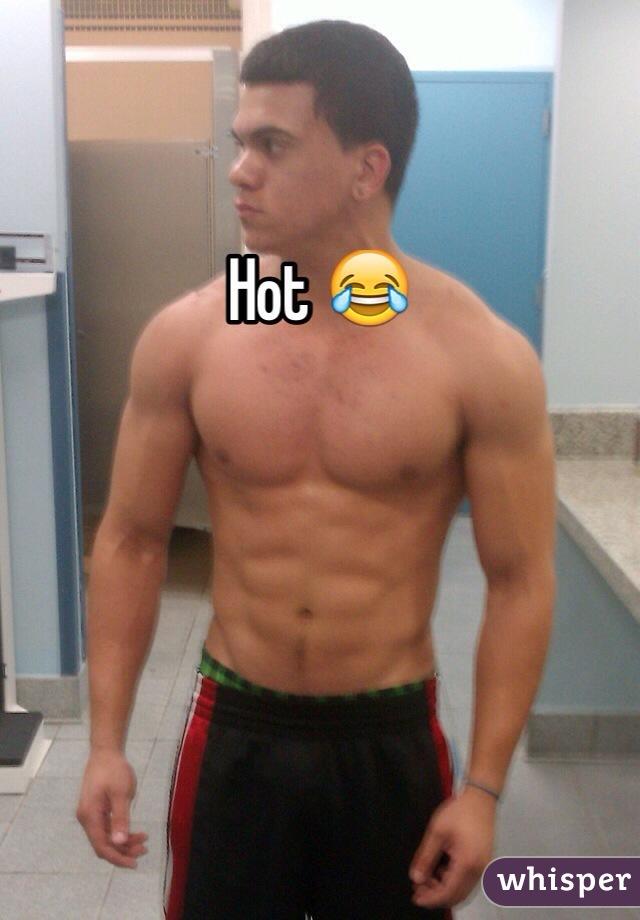 Hot 😂