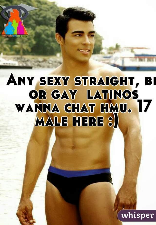 Gay latino chat
