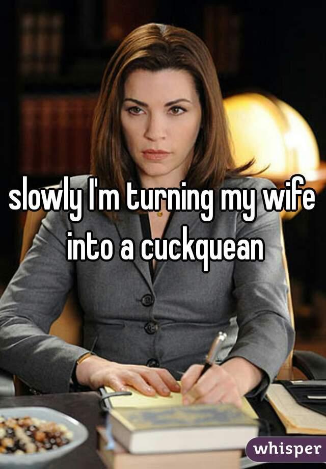 Cuckquean wife
