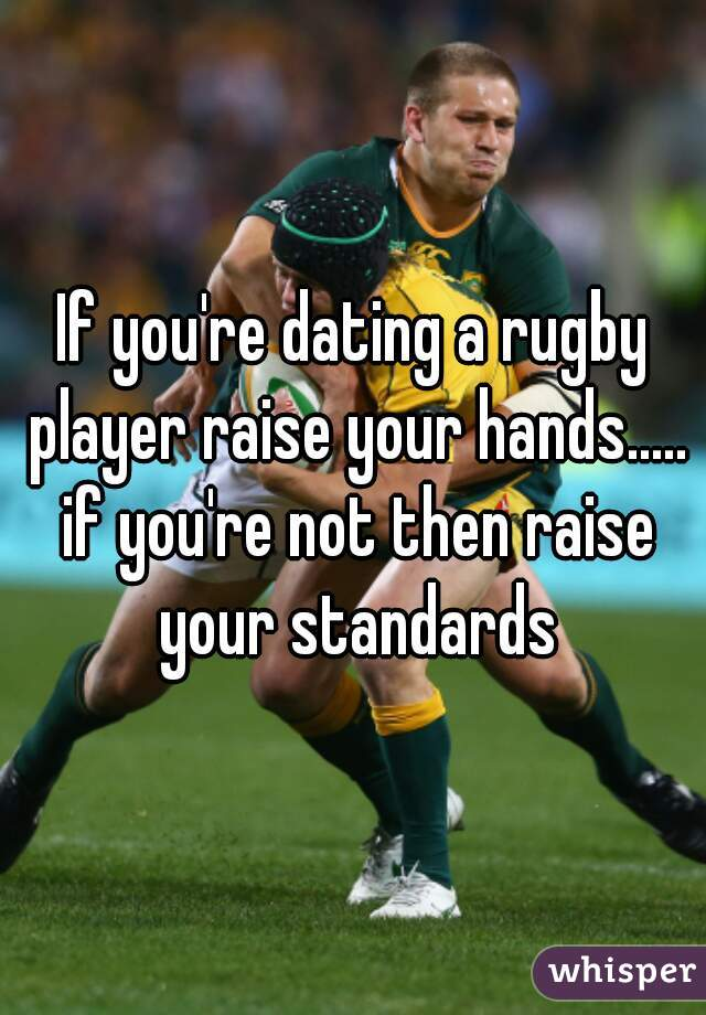 Rules of dating a soccer player
