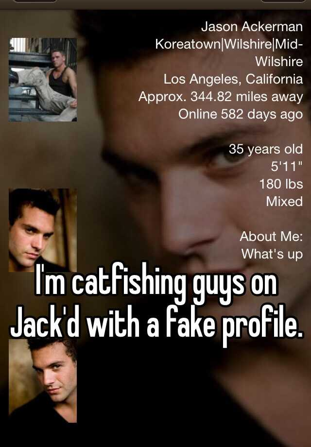 Fake profile meme