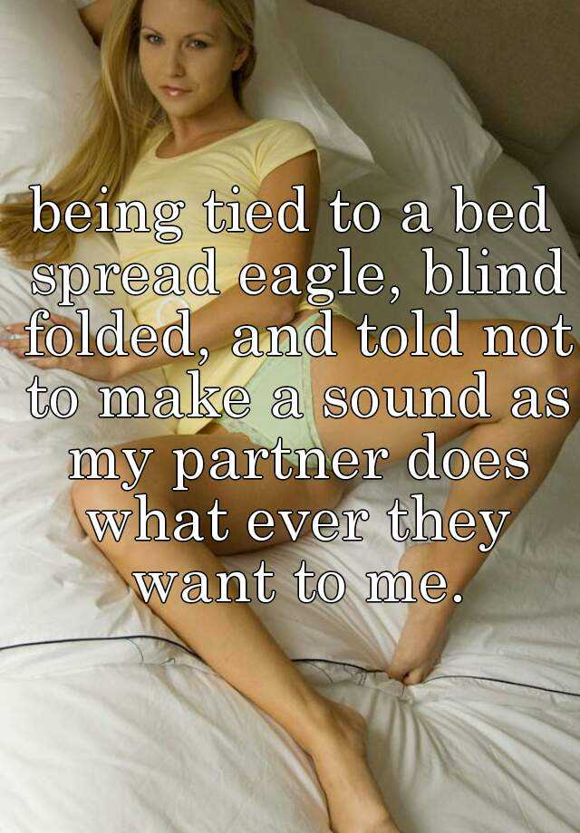 tied bed on eagle Spread