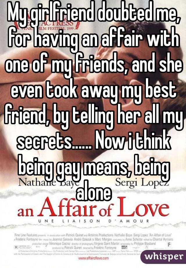 friend to girlfriend secrets