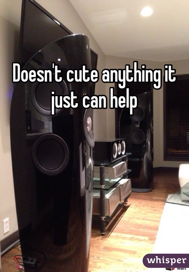 Doesn't cute anything it just can help