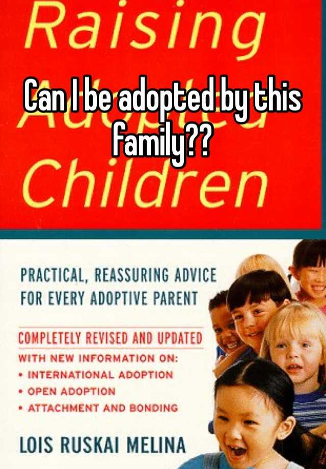 the issues of adoption and raising children