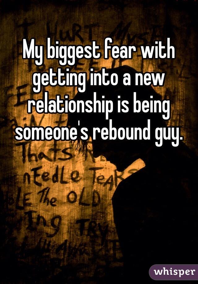 Being the rebound guy
