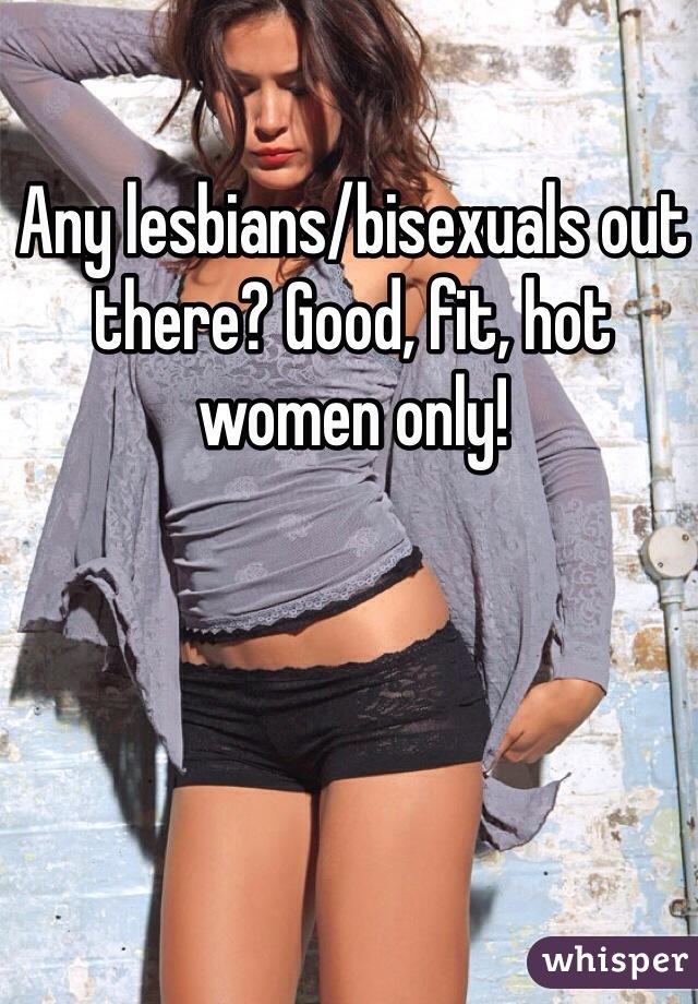 Hot fit lesbians