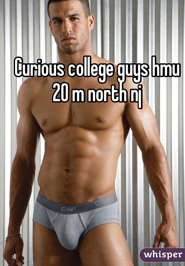 Curious college guys hmu 20 m north nj
