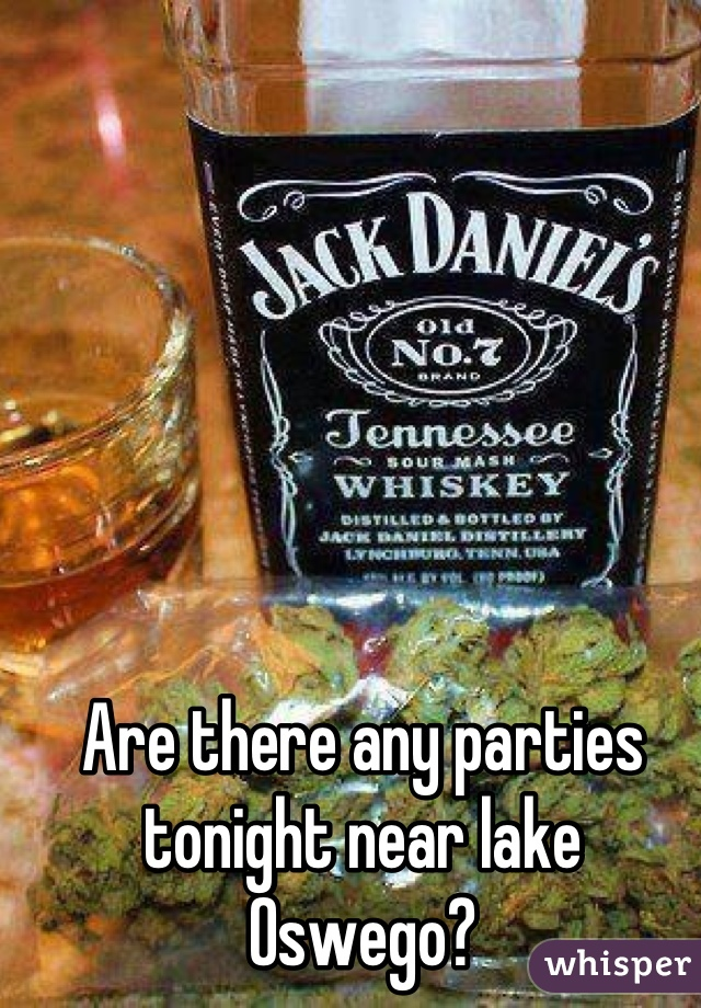 Are there any parties tonight near lake Oswego?