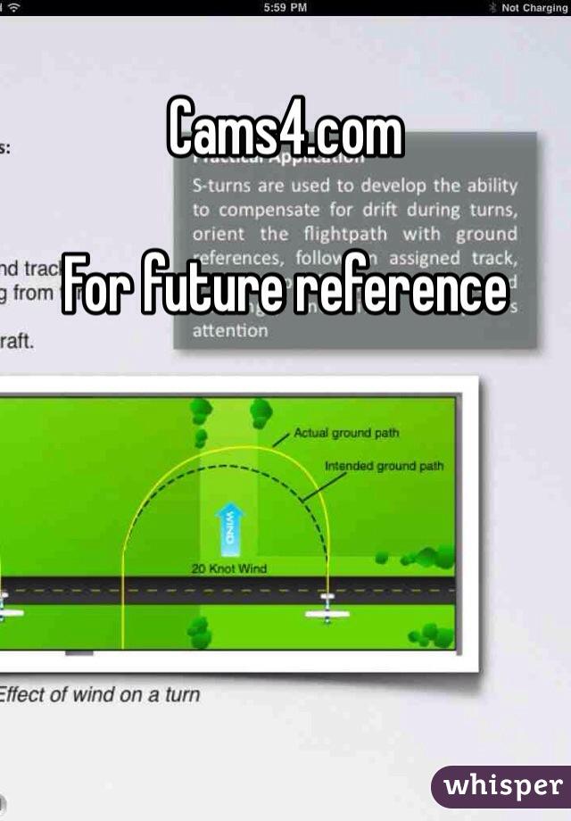 Cams4 Com