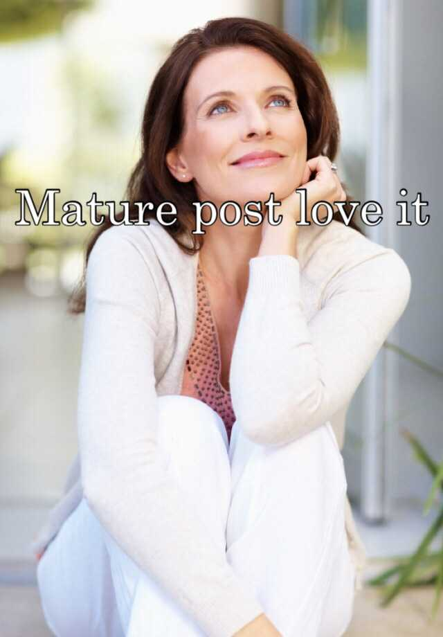 post Www mature