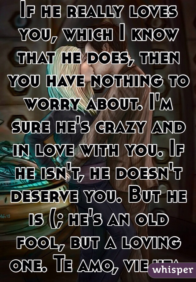 How to know that he really loves you