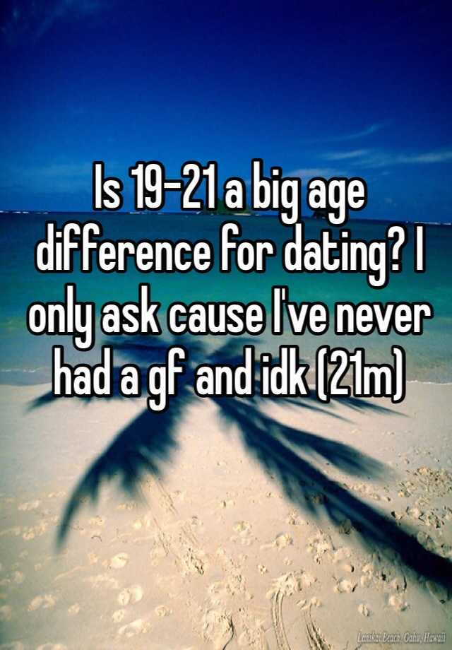 age difference in dating christian