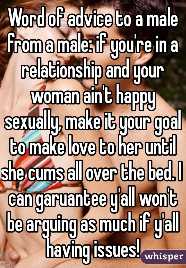 word of advice for relationship