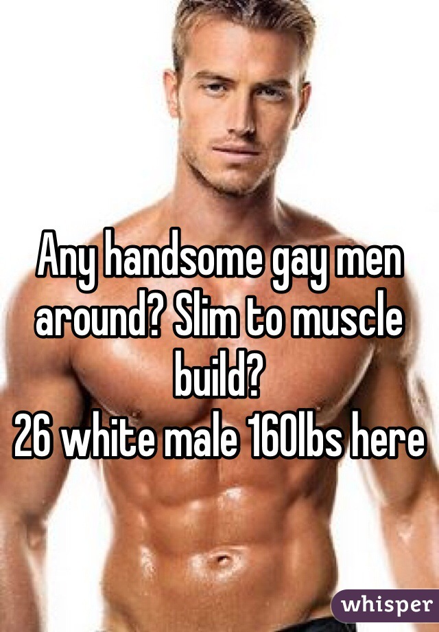 Handsome Gay Men Pics